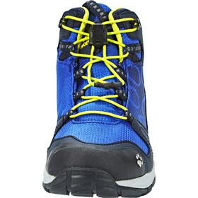 Jack Wolfskin Akka Texapore Chaussures Garçon, vibrant blue